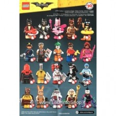 LEGO Batman Movie Collectible Minifigures Series 1