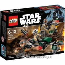 Lego -  Star Wars - Rebel Trooper Battle Pack 75164