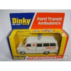 Dinky Toys - Ford Transit Ambulance