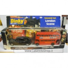 Dinky Toys - Souvenir set London scene