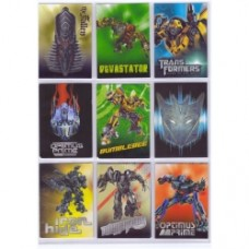 Transformers Trading Cards Set 01