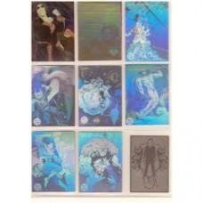 Dc Comics Trading Cards Set 02