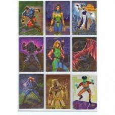Marvel Trading Cards Set 02