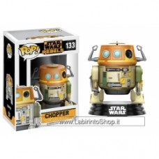 Funko Pop! Star Wars: Rebels - Chopper