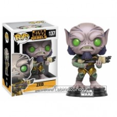 Funko Pop! Star Wars: Rebels - Zeb