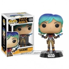 Funko Pop! Star Wars: Rebels - Sabine