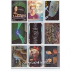Star Trek Trading Cards Set 01