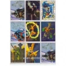 Dc Comics Trading Cards Set 01