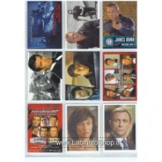 007 Trading Cards Set 01