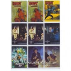 Babylon 5 Hellboy e varie Trading Cards Set 06