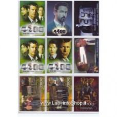 4400 24 jerico tudors Trading Cards