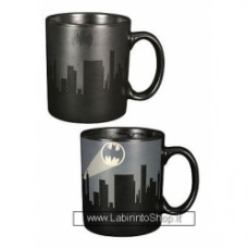 Tazza Batman Heat Change Mug Dark Logo