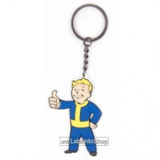 Keychain: Vault Boy Approves