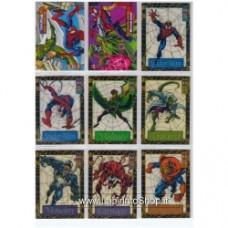 Marvel Trading Cards Set 04