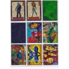 Marvel Trading Cards Set 05