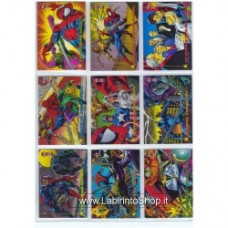 Marvel Trading Cards Set 06