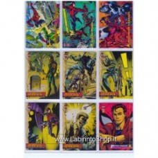 Marvel Trading Cards Set 07
