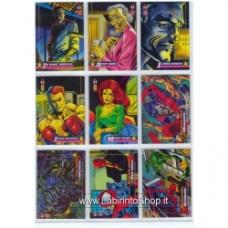 Marvel Trading Cards Set 08