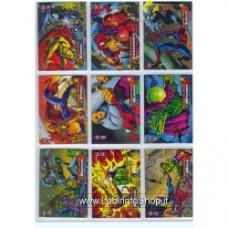 Marvel Trading Cards Set 09