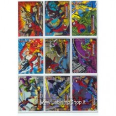 Marvel Trading Cards Set 10