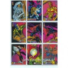 Marvel Trading Cards Set 13