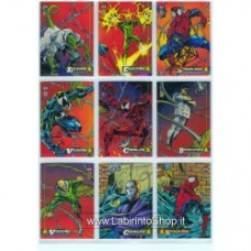 Marvel Trading Cards Set 14