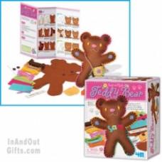 teddy bear kit per realizzare il proprio orso di pezza