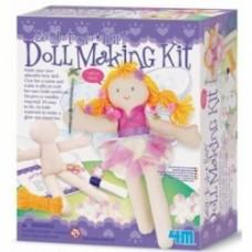doll making kit fairy kit per realizzare una fatina