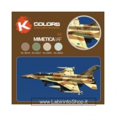 kit mimetica i.a.f camouflage israel air force 1975-actual