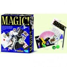 magic kit per realizzare magie domestiche