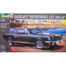 Revell Model Kit - Shelby Mustang GT 350 H Car - 1:24 Scale