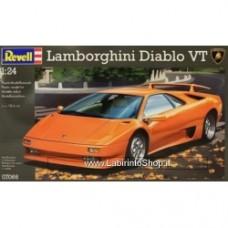 Revell Model Kit - Lamborghini Diablo VT - 1:24 Scale