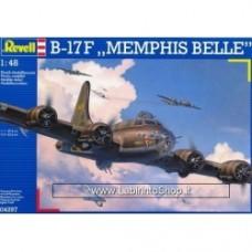 Revell - Revell - B-17F Memphis Belle 1:48