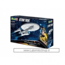 Revell 1/500 Star Trek USS Enterprise NCC-1701 Into Darkness