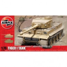 Airfix 1:76 Tiger 1 tank