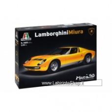 Italeri – 1/24 Lamborghini Miura