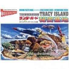 Thunderbirds: Tracy Island Model Kit Model Kit Aoshima