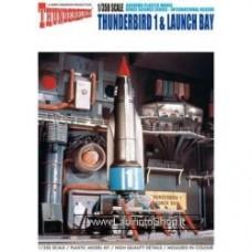 Thunderbirds: Thunderbirds 1 Launch Bay Model Kit Aoshima