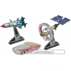 Thunderbirds Are Go Metallic Color Set, various