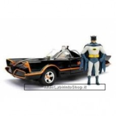 1966 Batmobile *Classic TV Series* with Diecast Batman Figure