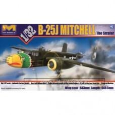 HONG KONG MODEL: 1/32 B-25J Mitchell 'Strafer'