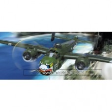 HONG KONG MODEL: 1/32 B-25H Gunship