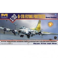 HONG KONG MODEL: 1/32 B-17 Flying Fortress