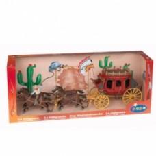 western diligenza stagecoach