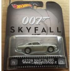 HOT WHEELS 007 Skyfall Aston Martin db5 1963