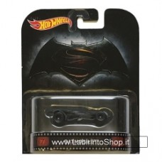 Hot Wheels - Batman - Batman vs Superman Batmobile