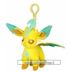 Pokemon Leafeon 3-Inch Plush Clip On