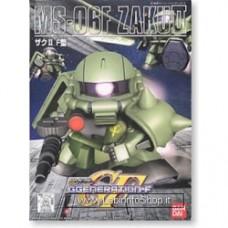 MS-06F ZAKU II (Gundam Model Kits)