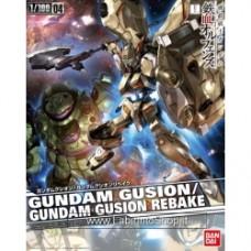 Mobile Suit Gundam iron blood or fences 1 / 100 No.04 gundamgusion