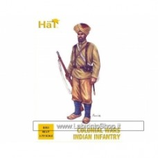 Hat 1/72 Colonial Wars Indian Infantry